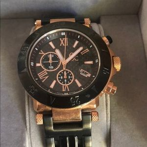 Men's guess collection watch